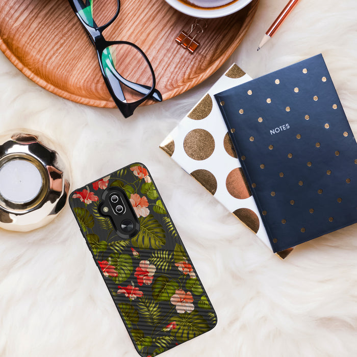 Alcatel 7 [Slim Fit][Floral Tropic]