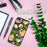 Apple iPhone 6 Plus Case [Slim Shield][Tropical Pineapple]