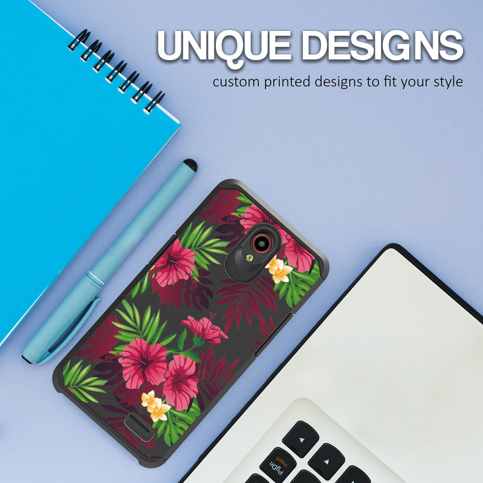 ZTE Prestige Case [Slim Shield][Tropical Night]