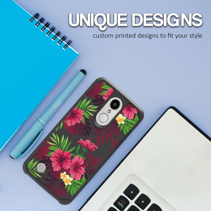 LG Aristo Case [Slim Shield][Tropical Night]