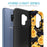 Samsung Galaxy S9 Plus Case [Slim Shield][Sunflower]