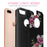 Apple iPhone 7 Plus Case [Slim Shield][Purple Flower]