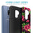 Samsung Galaxy S9 Plus Case [Slim Shield][Tropical Night]