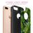 Apple iPhone 8 Plus Case [Slim Shield][Green Leaves]