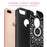 Apple iPhone 8 Plus Case [Slim Shield][Black Mandala]