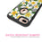 Apple iPhone 7 Plus Case [Slim Shield][White Hawaiian Flowers]