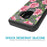 Samsung Galaxy S9 Case [Slim Shield][Pink Vine Flower]