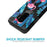 Samsung Galaxy S9 Plus Case [Slim Shield][Flamingos]