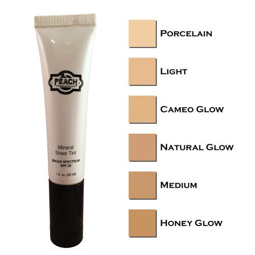 Mineral Tint/ Sun Protection