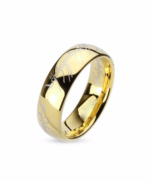 The Precious Ring in Gold