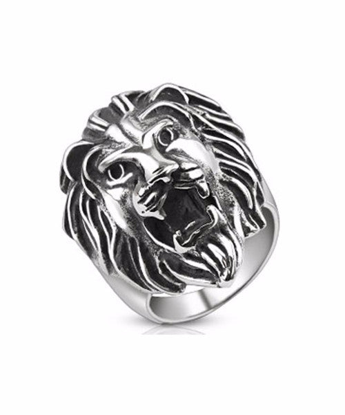The Roar Ring in Silver