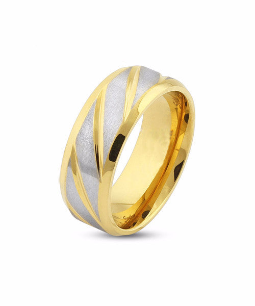 The Grant Ring in Gold