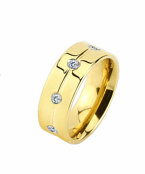 The Superior Ring in Gold