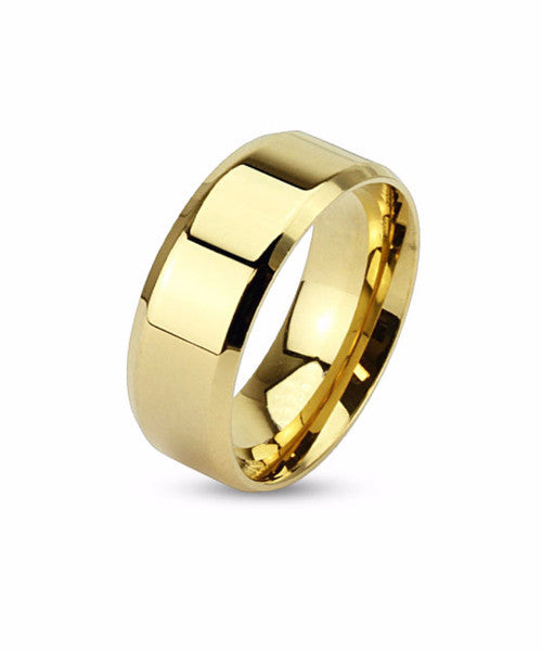 The Golden Ring in Gold