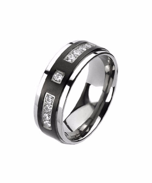 The Truth Ring in Black