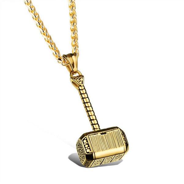 The Hammer Necklace