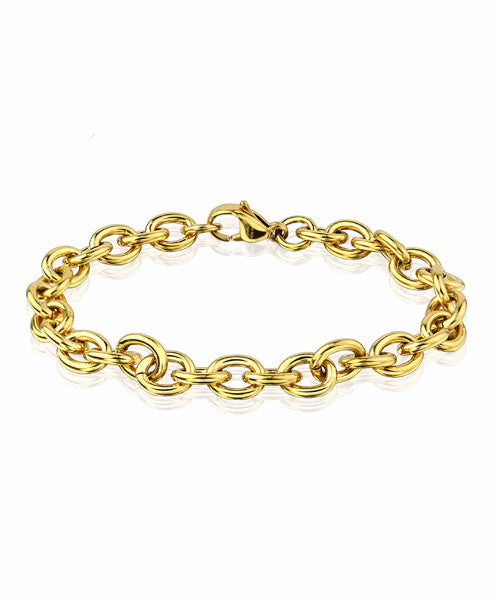 The Loop Bracelet - Gold