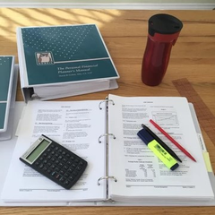 Personal Financial Planner's Manual™, a study guide for exam candidates