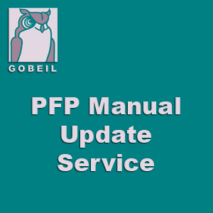 Personal Financial Planner's Manual™ - Update Service
