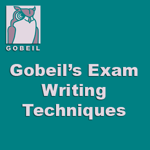 Exam Writing Techniques