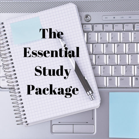 The Essential Study Package for QAFP™