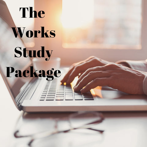 The Works for the CFP® Exam