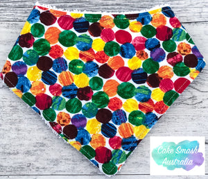 Baby Bandana Bib Very Hungry Caterpillar