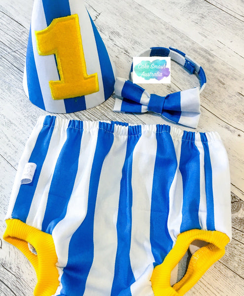 Baby Cake Smash Outfit / First Birthday Outfit / Bananas