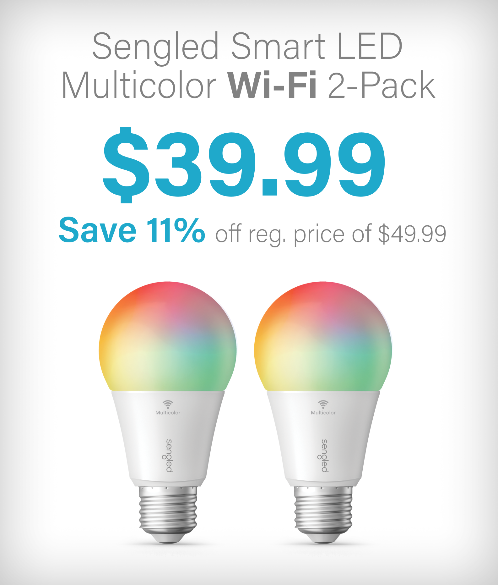 Multicolored WiFi Kit
