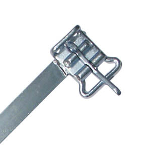 Titan - Window Net Lever Latch Flat
