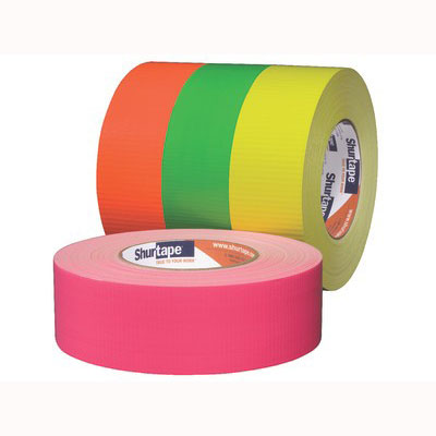 Shurtape PC 619 - Flourescent Racing Tape