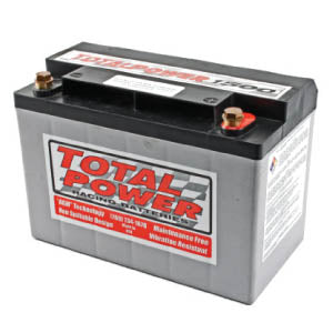 Total Power TP 1500 - Racing Battery