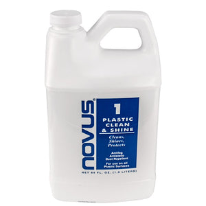 Novus Plastic Clean & Shine 64 oz. 4403
