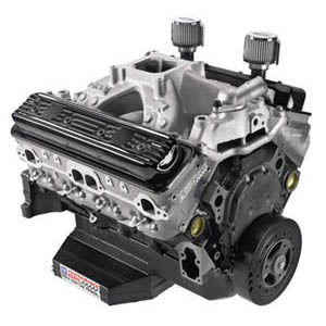 Chevrolet Performance - Late Model Aluminum Head 604 Engine