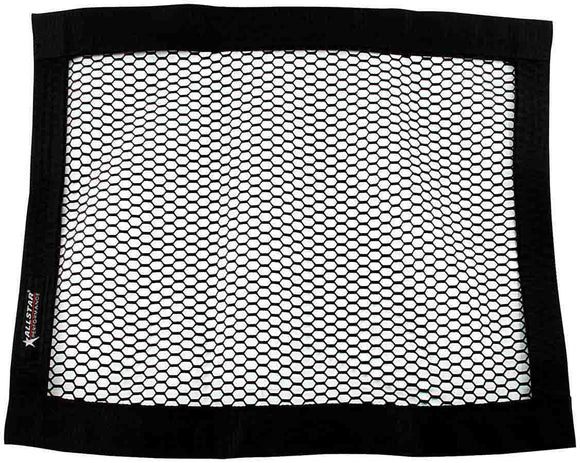 Mesh Window Net Black Non SFI 22 x 18