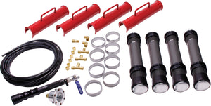 Air Jacks Complete Kit 11.75in