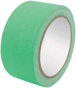 Gaffers Tape 2in x 45ft Fluorescent Green