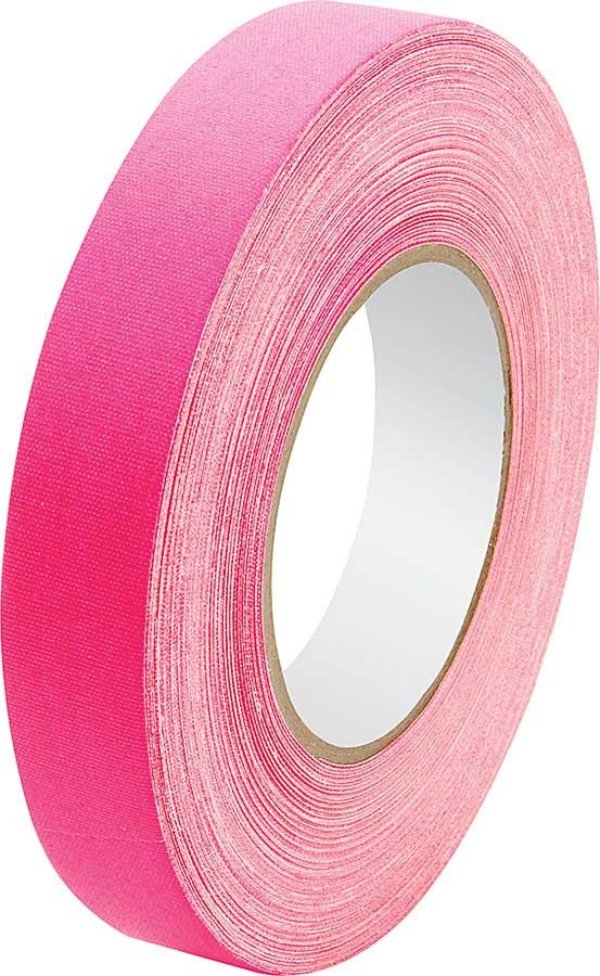 Gaffers Tape 1in x 150ft Fluorescent Pink