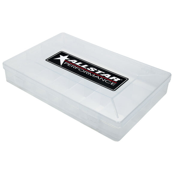 Plastic Storage Case 15 Comp 11x7x1.75