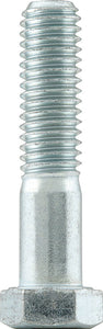 Hex Head Bolt 7/16-14 x 3-1/2 Grade 5 5pk