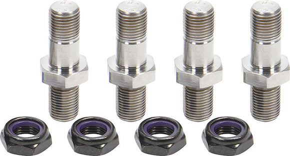 Shock Stud Kit Titanium 1/2in-20