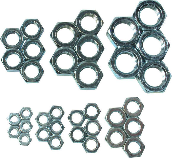RH Jam Nut Assortment Steel