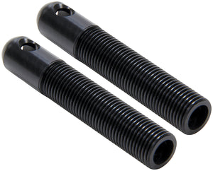 Repl LW Alum Pins 3/8in Black 2pk