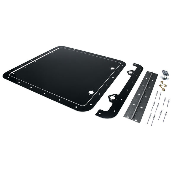 Access Panel Kit Black 14in x 14in