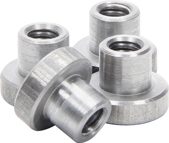 Weld On Nuts 1/4-20 4pk