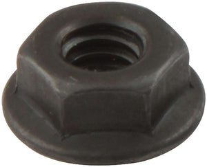 Spin Lock Nuts 10pk Black