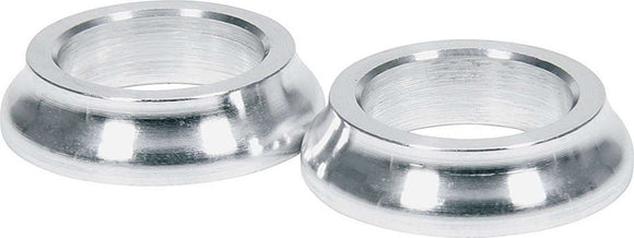 Tapered Spacers Alum 5/8in ID 1/4in Long