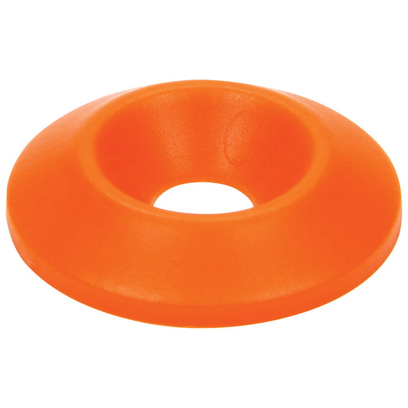 Countersunk Washer Orange 10pk