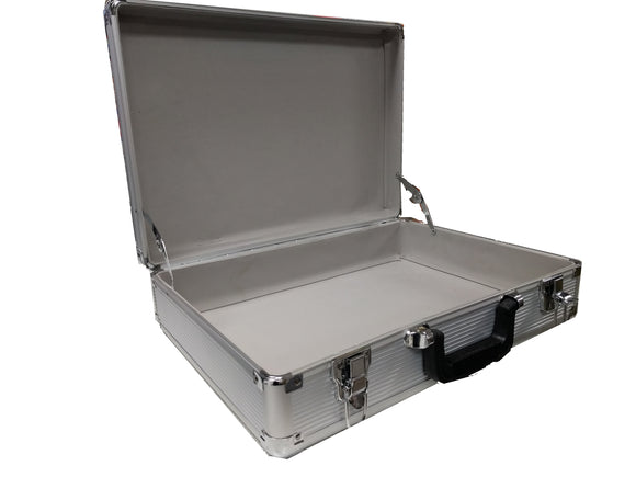Charmant Aluminum Briefcase Storage   J2R1814