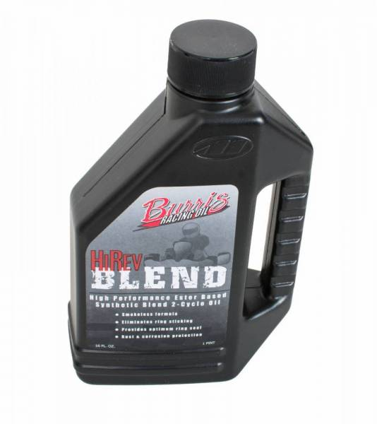 BURRIS 2-CYCLE BLEND LUBRICANT, 16OZ.